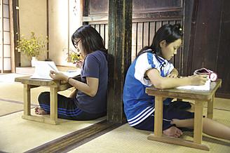 はじめ塾の勉強合宿